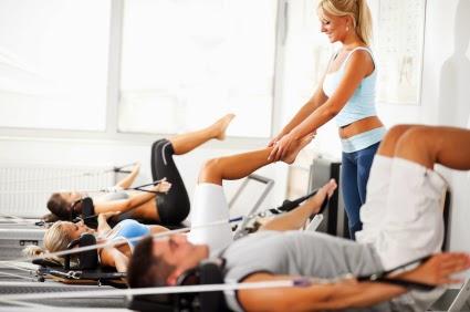 Grup Pilates Dersleri