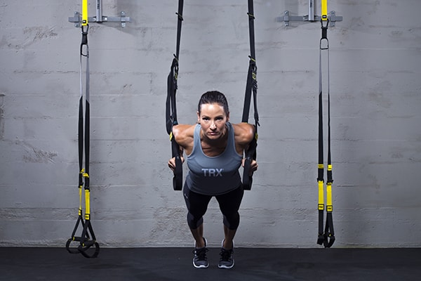 Trx Suspension Kursu